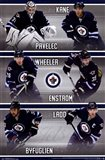 Winnipeg Jets - Collage 13 - your walls, your style!