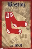 Red Sox - Retro Logo 11