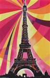 Eiffel Tower – Psychedelic