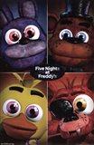 Five Nights At Freddy's - Quad