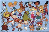 Nick Toons - Characters