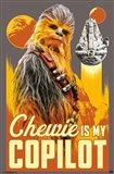 Han Solo - Chewie is my Copilot