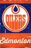 Edmonton Oilers - Retro Logo 13 - your walls, your style!