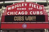 Cubs- Win