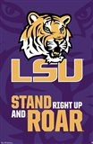 Louisiana State University - Logo 13