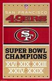 San Francisco 49ers - Champions 13