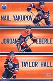Edmonton Oilers® - Trio 13 - your walls, your style!