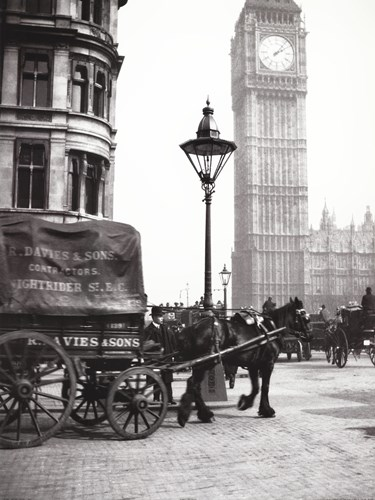 Big Ben, London, c 1900s Poster by Unknown for $57.50 CAD