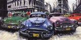 Classic American Cars in Havana