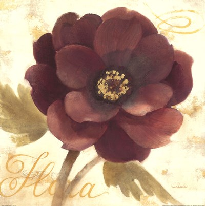 Abundant Floral I Poster by Albena Hristova for $22.50 CAD