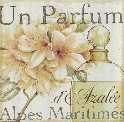 Fleurs and Parfum III Poster by Daphne Brissonnet for $13.75 CAD