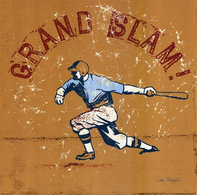 Grand Slam Poster by Peter Horjus for $13.75 CAD
