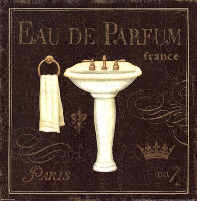Bain De Luxe III Poster by Daphne Brissonnet for $15.00 CAD