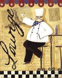 Chef's Break  II