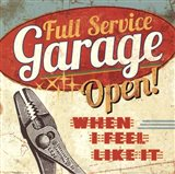Mancave I - Full Service Garage