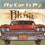 Mancave II - My Car is My Bling