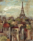 Spring In Paris II