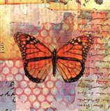 Homespun Butterfly IV