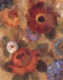 Jacquard Floral II Crop