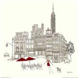 World Cafe III - NYC Red
