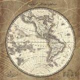 French World Map III