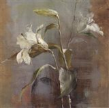 Contemporary Lilies II 18x18