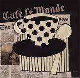 Cafe Le Monde