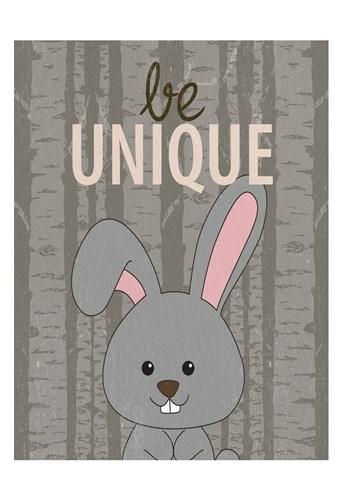 Be Unique Art Print by Allen