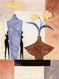 Strange Vases II Art Print