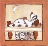 Puppy Love IV Art Print