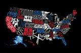 USA3 Art Print
