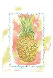 Pinapple Party Art Print