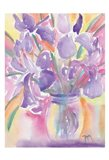 Dutch Iris Art Print