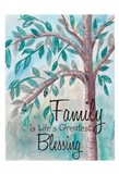 Family Tree 1 Art Print