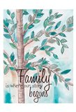Family Tree 2 Art Print