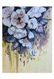 Blossom Bunch 8 Art Print