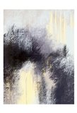 Stormy Abstract 1 Art Print