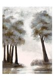 Wooded Vista Art Print