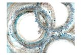 Ruptured Spheres Art Print