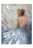 Dancing Queen 1 Art Print