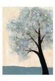 Dawning Tree 1 Art Print