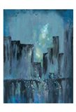 City Nights 1 Art Print
