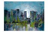 City Nights 2 Art Print