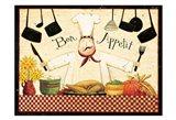 Bon Appetit Art Print