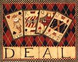 Deal Art Print