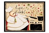 Love To Cook Art Print