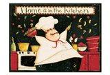 Home Kitchen Art Print
