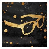 See The Gold Paint Art Print