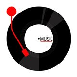 Vinyl Music Art Print