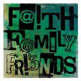 FFF Art Print
